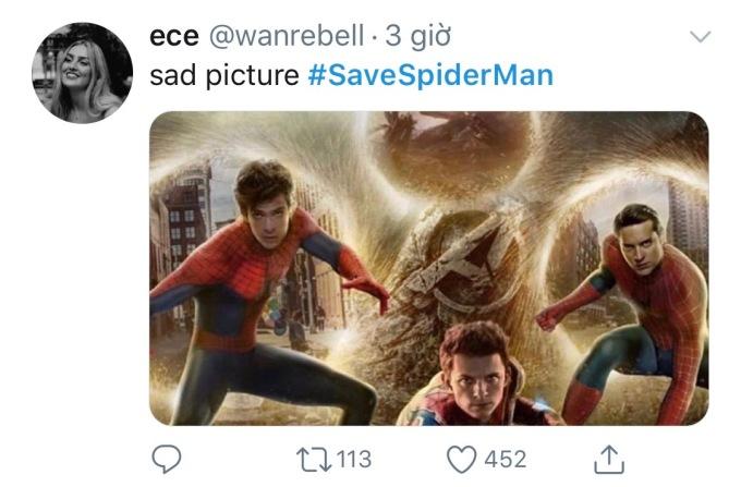 """<p> Nếu Sony """"tước"""" Tom Holland từ tay Marvel, thì số phận của nam diễn viên cũng đi đến hồi kết đáng buồn nhưTobey Marguire vàAndrew Garfield.</p>"""