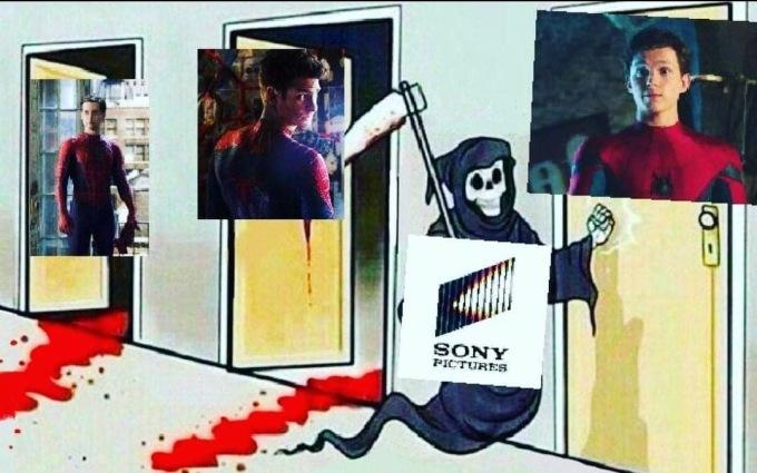 """<p> Thử tài dự đoán: Nếu """"tử thần"""" Sony gõ cửa phòng Tom Holland, kết quả sẽ thế nào?</p>"""