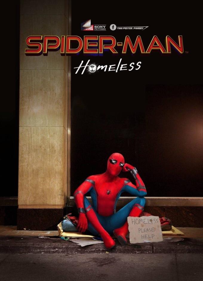 <p> Sau <em>Người Nhện: Trở về nhà</em> và N<em>gười Nhện: Xa nhà</em>, tên phim <em>Spider-Man</em> tiếp theo sẽ là <em>Người Nhện: Vô gia cư</em>.</p>
