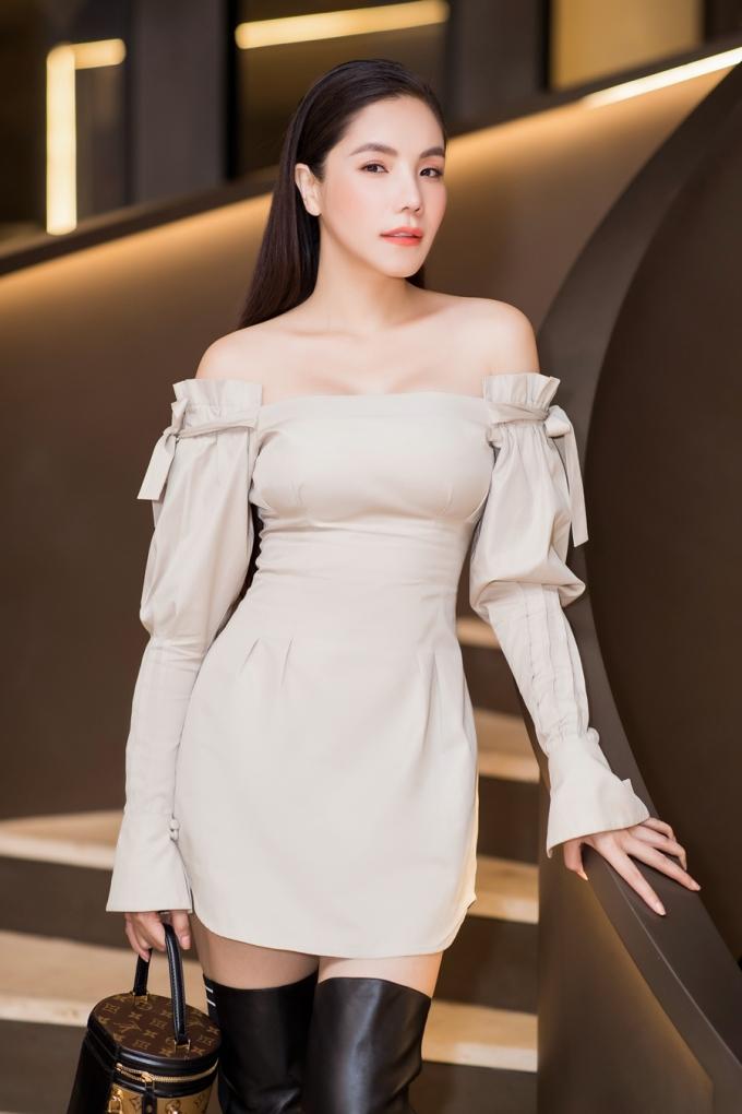 <p> Kiwi Ngô Mai Trang.</p>