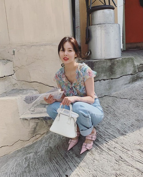 Instagram sao Hàn 22/8 - page 2 - 2