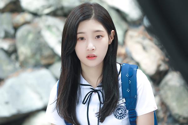 Vẻ đẹp trong sáng của Chae Yeon phù hợp với vai diễn tình đầu.