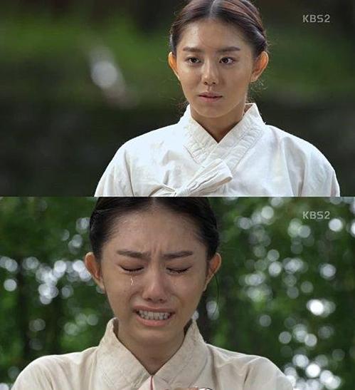 Kim So Hye trong phim 'Kang Duk Soon's Love History'