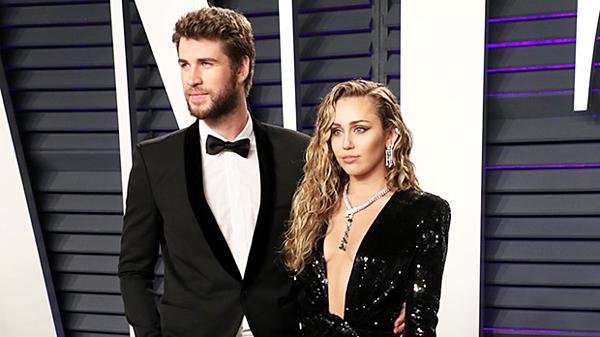 Miley Cyrus và Liam Hemsworth quyết địnhly hôn sau hơn 8 tháng kết hôn.