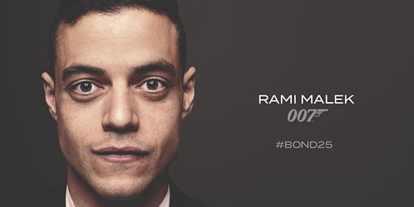 Diễn viên Rami Malek góp mặt trong No Time To Die với vai phản diện