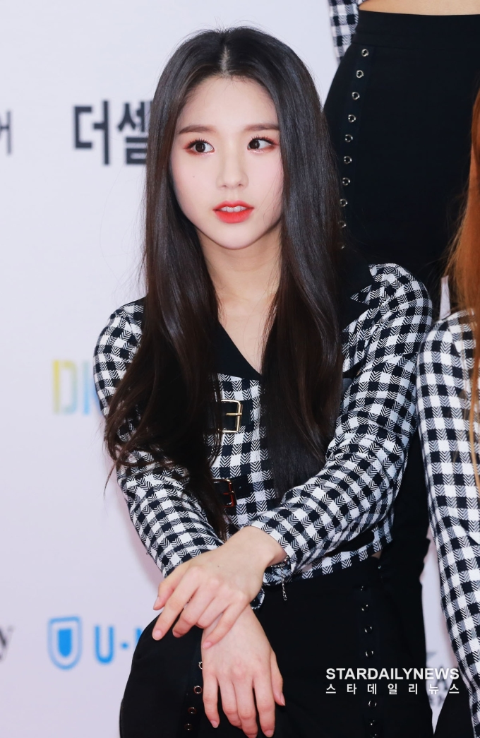 <p> Hee Jin.</p>