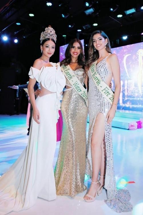 Trước đó, Phương Khánh đã đồng hành để tìm ra hai tân Hoa hậu cho Miss Earth Singapore 2019 và Miss Earth USA 2019. Đối với Colombia -  một cường quốc về nhan sắc, Phương Khánh chia sẻ: Đất nước này mang đến một điều đặc biệt khó tả.