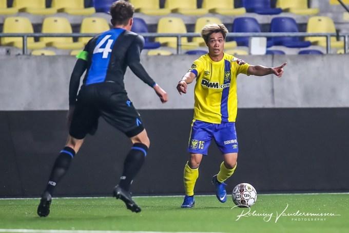 <p> Đội bóng Sint Truiden gặp Club Brugge trong khuôn khổ giải U21 của Bỉ. Công Phượng được HLV Marc Brys điền tên vào đội hình đá chính.</p>