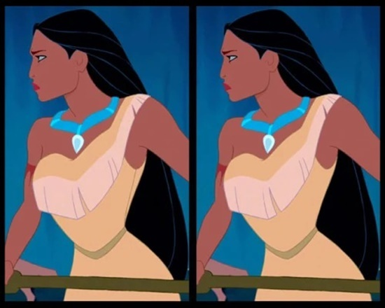 Có điểm gì khác biệt trên bộ váy của công chúa Disney? - 6