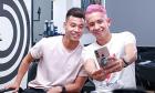 Hồng Duy, Văn Thanh đổi tóc mới trước trận gặp Thái Lan