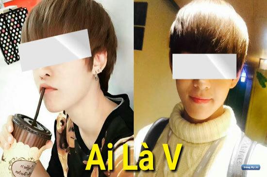 Nhanh mắt phân biệt thành viên BTS (2) - 1