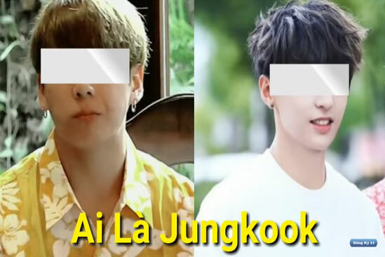 Nhanh mắt phân biệt thành viên BTS (2) - 2