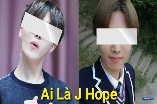 Nhanh mắt phân biệt thành viên BTS (2) - 5