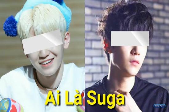 Nhanh mắt phân biệt thành viên BTS (2) - 8