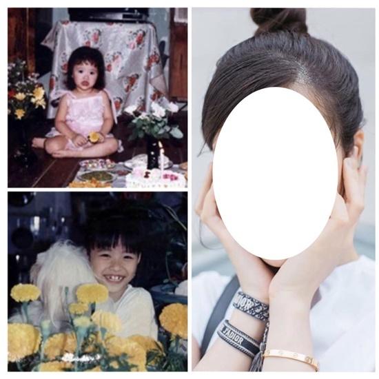 Ảnh thuở bé xinh xinh của sao Việt nào đây? (2) - 1