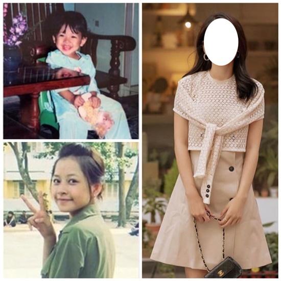 Ảnh thuở bé xinh xinh của sao Việt nào đây? (2) - 7