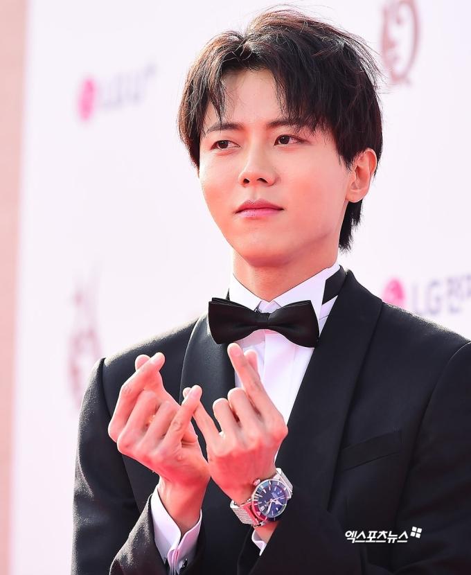 <p> Nam diễn viên Joo Woo Jae.</p>