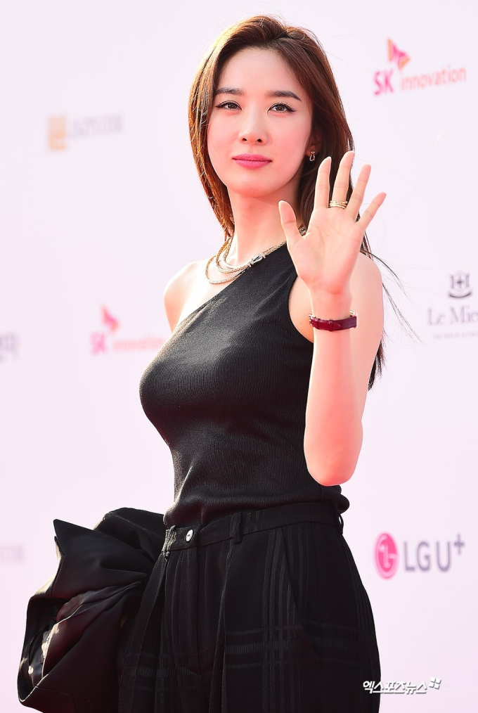 <p> Nữ diễn viên Lee Chung Ah.</p>
