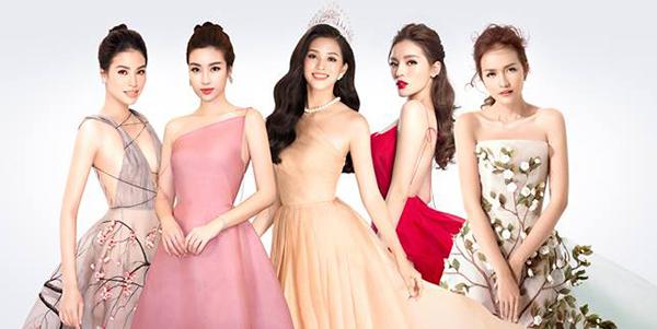 Thiết kế của Trần Hùng được nhiều sao Việt yêu thích.