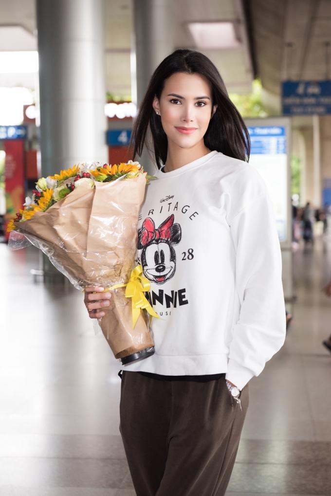 <p> Theo kế hoạch, Mariem Velazco sang Việt Nam để dự buổi họp báo công bố đại diện Việt Nam tham dự Miss International 2019 những ngày tới.</p>