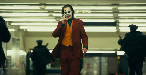 Tôi cứ ngỡ đời mình là một tấn bi kịch. Nhưng giờ tôi nhận ra, nó là một vở hài kịch, Joker nói.
