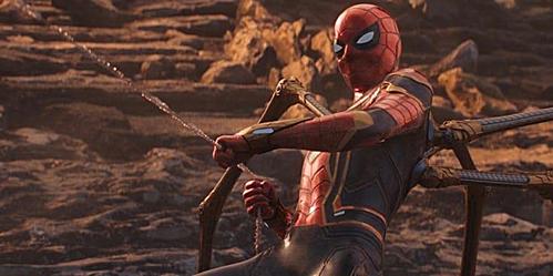 Trang phục Iron Spider dùng trong Avengers: Infinity War