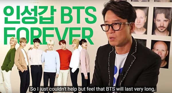 BTS được nhiếp ảnh gia nổi tiếng nhắc đến trong một cuộc phỏng vấn.