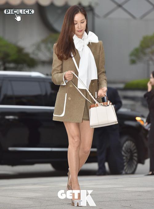 Nữ diễn viên Go So Young.