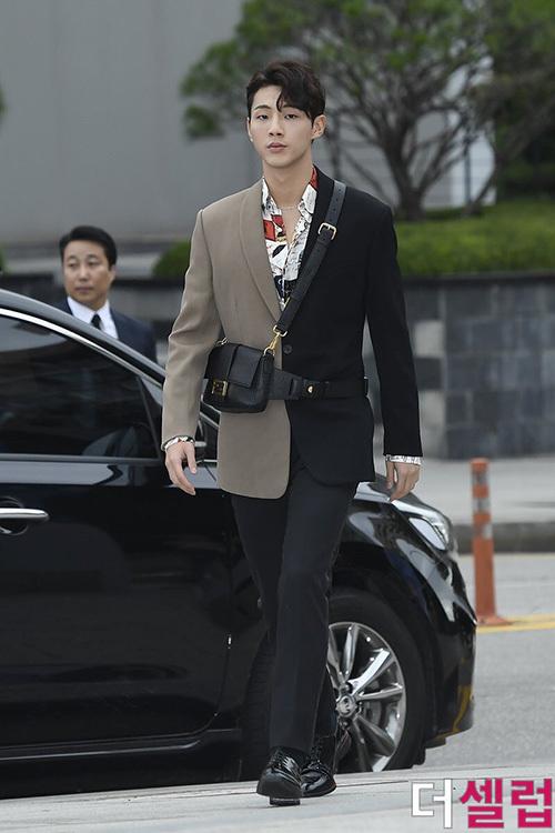 Nam diễn viên Ji Soo.