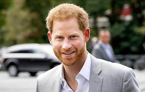 Hoàng tử Anh, Harry.