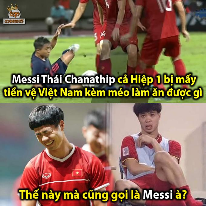 <p> 19h tối 5/9, trận đấu Việt Nam - Thái Lan mở màn lượt đầu bảng G, vòng loại thứ hai World Cup 2022 khu vực châu Á. Dưới sự cổ động của hàng nghìn CĐV Việt trên SVĐ Thammassat, các chàng trai áo đỏ thi đấu đầy nỗ lực.Thái Lan chủ yếu tấn công với ba cầu thủ là Supachok, Thitipan và Chanathip. Họ luân chuyển vị trí liên tục và không ai đá cắm. Trong đó, Chanathip được kèm chặt bởi các cầu thủ Việt Nam, anh liên tục bị ngã xuống sân.</p>