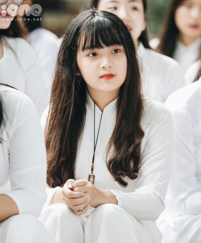 <p> Trường THPT Phan Đình Phùng không chỉ nổi tiếng là một trong những ngôi trường có thành tích học tập tốt nhấtmà còn hội tụ rất nhiều gương mặt xinh xắn.</p>