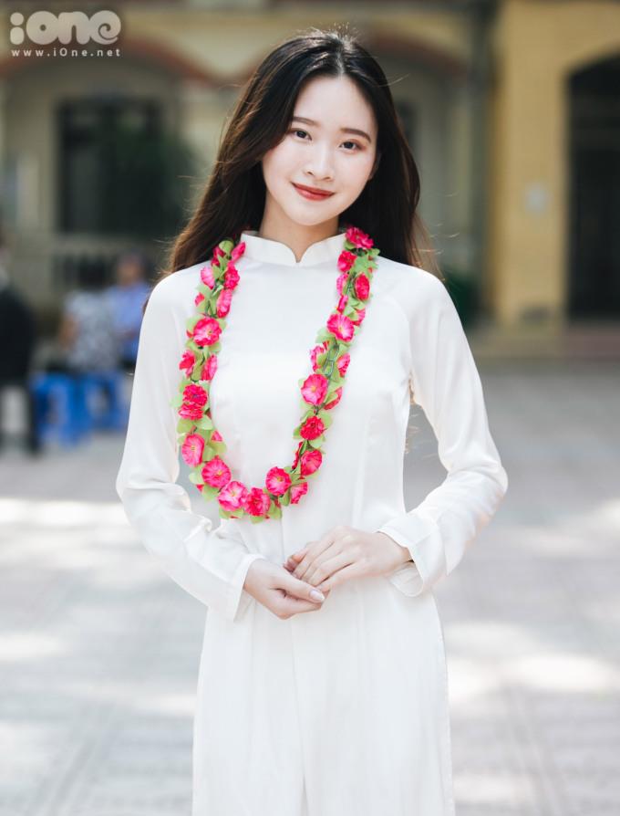<p> Nữ sinh Trần Hồng Anh.</p>