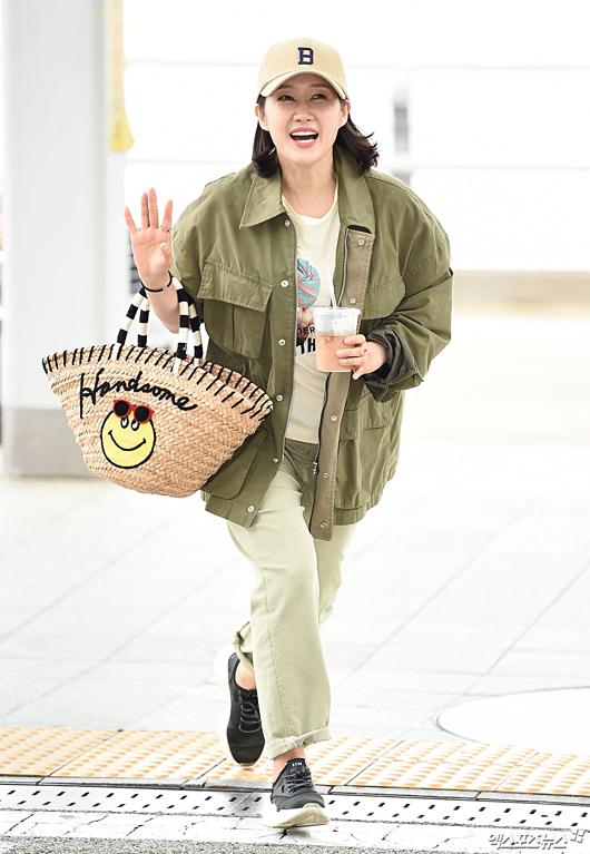 Nữ diễn viên Bae Hae Sun.