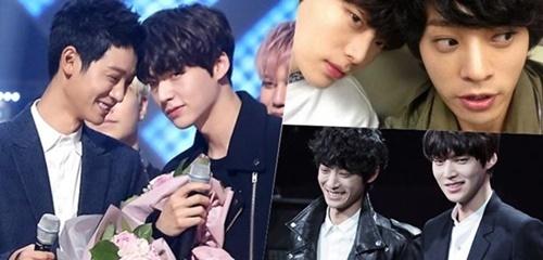 Ahn Jae Hyun - Jung Joon Young là bạn thân.