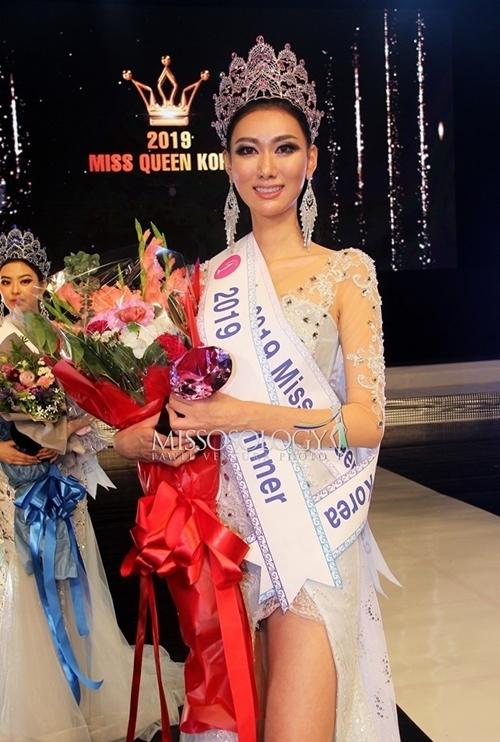 Lee Yeon Jooquê ở Incheon. Cô sinh viên ngành mỹ thuật sẽ đại diện Hàn Quốc tham dự Miss Universe năm nay.