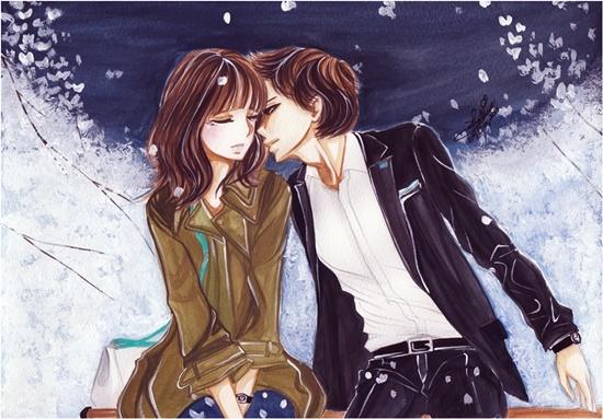 Đoán phim Hàn qua hình vẽ dễ thương (4) - 1