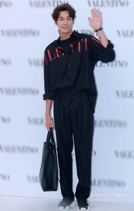 Nam diễn viên Kim Young Kwang.