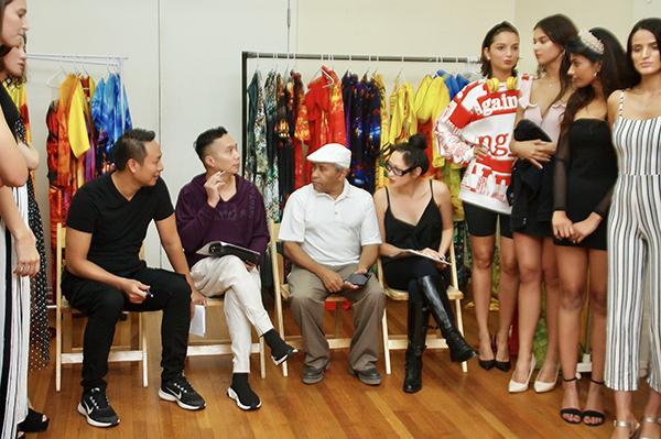 New York Couture Fashion Week 2019 đang đến rất gần, có mặt tại New York trước sự kiện khá sớm, NTK Đỗ Trịnh Hoài Nam đã có khoảng thời gian để chuẩn bị và lựa chọn casting những người đẹp hoàn hảo nhất dành cho bộ sưu tập