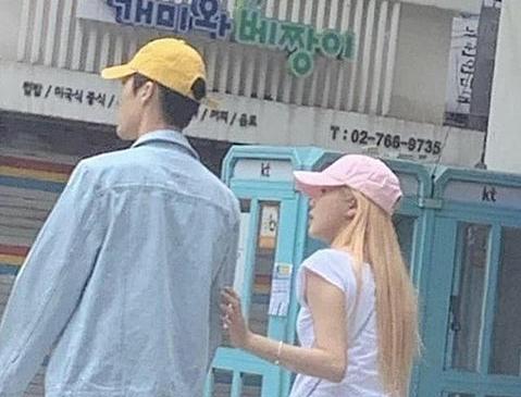 Bức ảnh khiến netizen xôn xao của JooE.