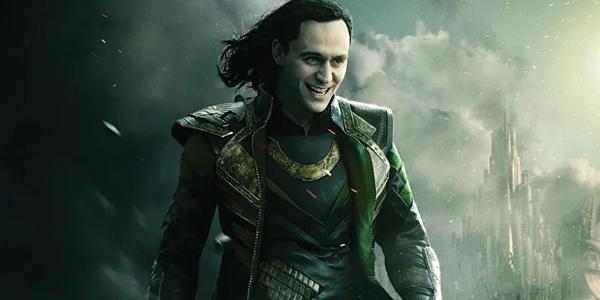 Tom Hiddleston trong vai Loki.