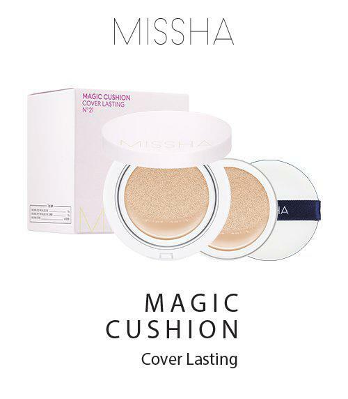 Trên Shopee,bạn còn có rất nhiều lựa chọn khác nhưphấn mắt bamàu Missha Triple Shadow, phấn mắt Missha Modern Shadow Ital Prism, phấn nước che phủ tốt Missha Magic Cushion Cover Lasting SPF50+/PA+++...