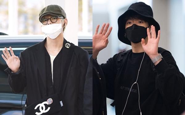 ...vì phong cách ăn mặcvà ngoại hình rất giốngvới hai thành viên BTS.