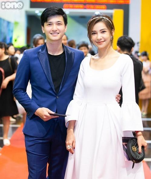 Huỳnh Anh và Lưu Đê Ly - cặp đôi của phim Chạy trốn thanh xuân.