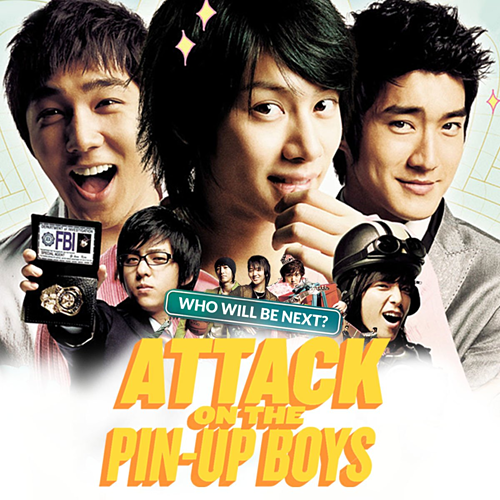 Bộ phim hình sự hài hước của các thành viên Super Junior.