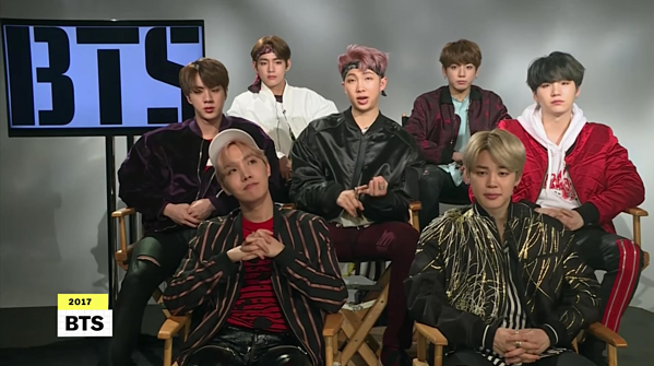 BTS đã mang Kpop đến toàn cầu.