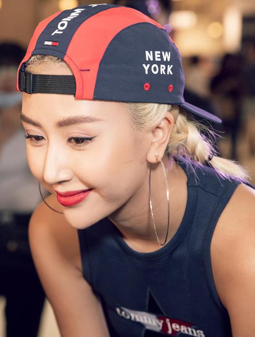 Quỳnh Anh Shyn đổi kiểu tóc - 6