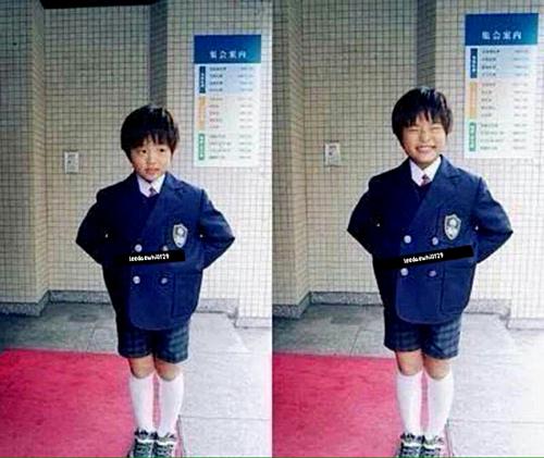 Ảnh thuở cắp sách tới trường này là idol Hàn nào? (2) - 6