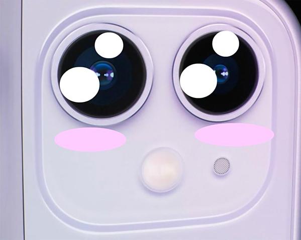 iPhone Pro phiên bản cute.
