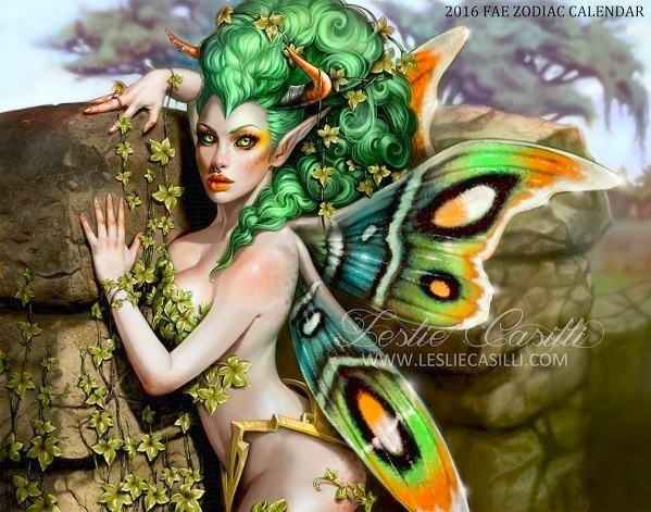 Kim Ngưu làm nữ quái trong thần thoại mà xinh đẹp tựa tiên nữ giáng trần.